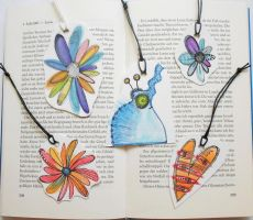bookmarks by ConniBerlin