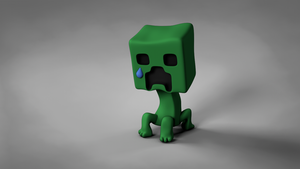 Sad Creeper by Exherion