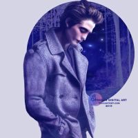 Edward Cullen by SPRSPRsDigitalArt