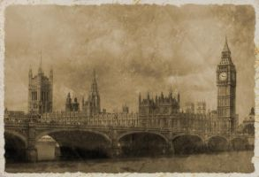 Old London by DerPavlo