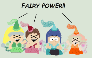 Fairy Power!! by bestpicturesever