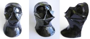 Lord Vader mask by Jakub91