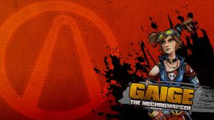 Borderlands2 wallpaper - Gaige by mentalmars