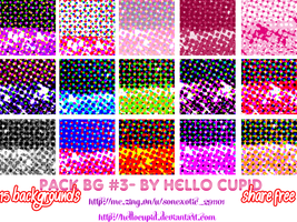 Pack BG #3- By Hello Cupid by HelloCupid