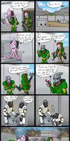 the Mission pt10:  Escape Plan by fakefrogs