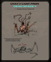 DEAD SPACE $ by vitorzago