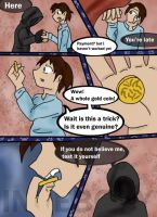 Gold Pay p1 by InuebonyDarkHaven