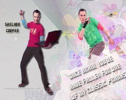 Sheldon cooper Blend by HappinessIsMusic