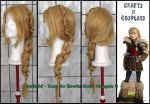 Astrid - HTTYD 2 wig by Robinaa
