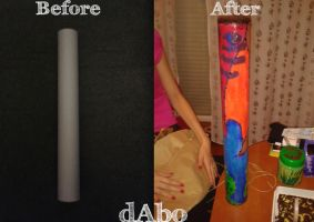 Birthday gift for a rainstick, by dAbo by d4vidboat