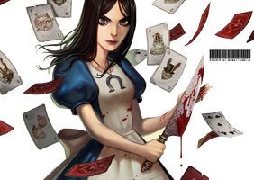 Alice Madness Return Render by MyWayToSmile
