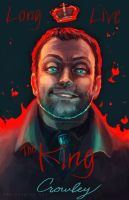 SPN- Crowley by TheHauntedBoy