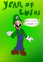 the year of Luigi by Aso-Designer
