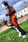 Reckless fist cosplay by Style85