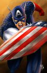 Capitain America by Rodjer