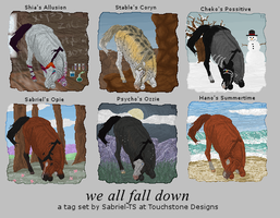 we all fall down by Sabriel-TS