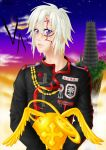 Allen Walker - D.Gray-Man by n-i-g-h-t-m-a-r-e-17