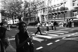 Abbey Road Fever by oO-Rein-Oo