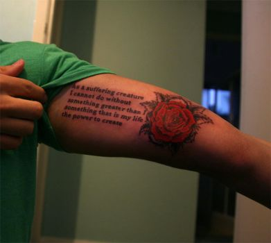 My Tattoo by GeeeO