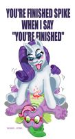 overly attached pony UNRATED by TeddyTalkToMe