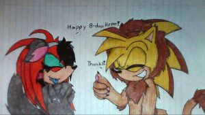 B-day gift 4...HyperionHero! :D by Sam-the-wolf147