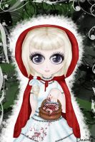 Bloody Red Riding Hood by Psy-FeA