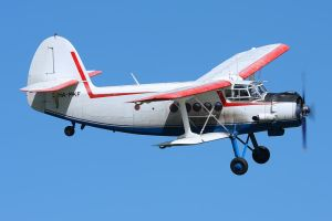 Antonov AN-2 Colt by Daniel-Wales-Images