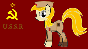 WW2 ponies: USSR soviet soldier by fORCEMATION