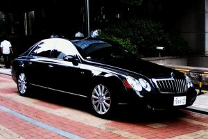 Maybach 57S Luxury car by Kia-Motors