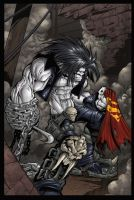 Lobo Color by Sandoval-Art
