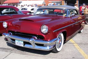 54 Mercury Monterey by colts4us