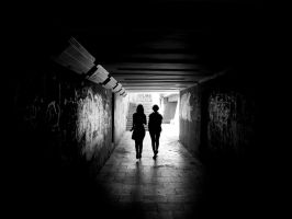 The Underpass by Murphy-phil