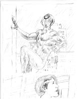 Inking Sample 17 by kaviart