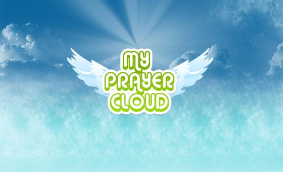 My Prayer Cloud Logo by mehtab123