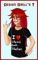 Grell's t-shirt design (contest entry) by MJRoxMyRhinestoneSox