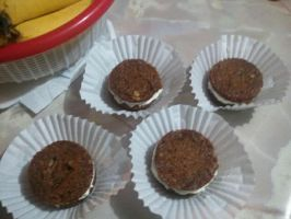 Carrot Cake With Cream Cheese by Charlotte1315