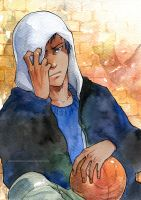 KnB: Tired by Sideburn004