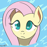 Fluttershy by YeungCT