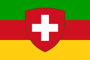 Flag Helvetic Federation by TiltschMaster