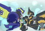 Too much Energon by VanillaREM