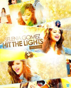 Hit the lights - Selena by lha-constanza