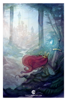 Child of Light by kairuiz