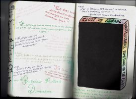 Wreck this Journal: Write on edges page by heather24242