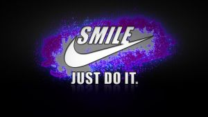 Smile Just Do It by ZapTeaM
