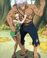 Elfman and Evergreen assembly by ItachiGrayDLuffy