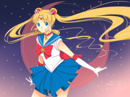 fa: Sailor Moon Crystal by 7-8jf