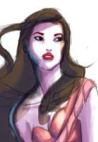 Pocahontas WIP by UltimateTattts