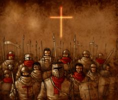 Crusaders by Myhate