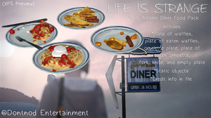 LiS - Two Whales Food Pack by angelic-noir