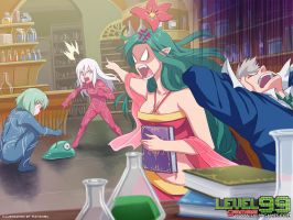 Everyday life in a laboratory by MaHenBu